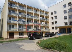 Prodej bytu 2+kk, 47 m² v OV Kuřim, Wolkerova