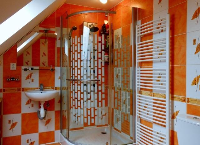 Koupelna 2. NP