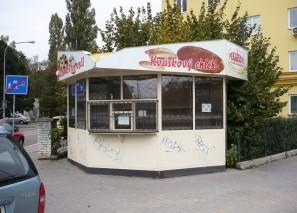 Prodejní stánek Brno, Renneská