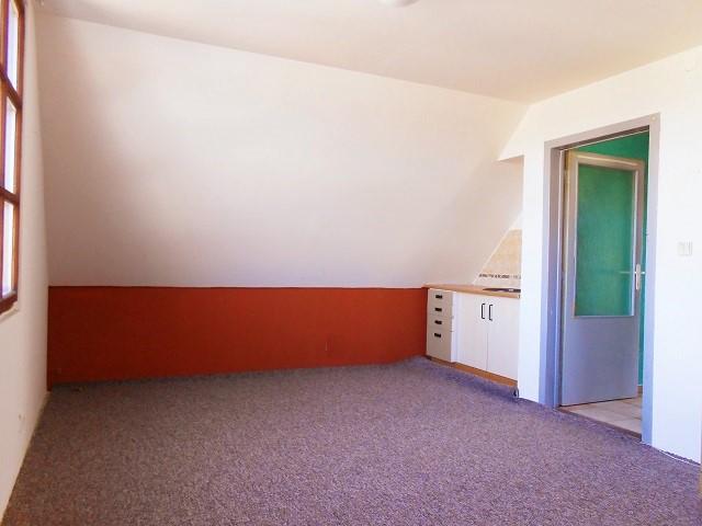 Menší pokoj 2 NP - pravá strana