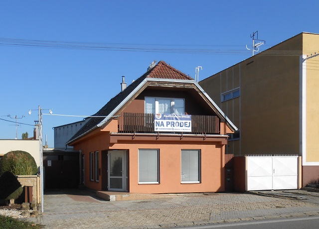 Dům Břeclav, Poštorná