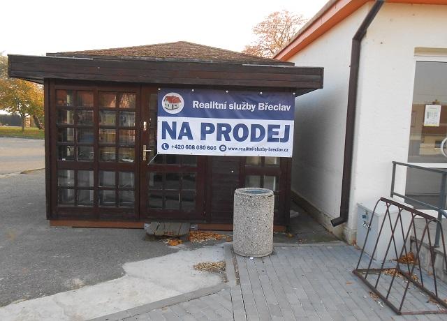Prodejní stánek Valtice