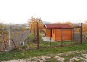 Zahrada 1 366 m², Mušlov
