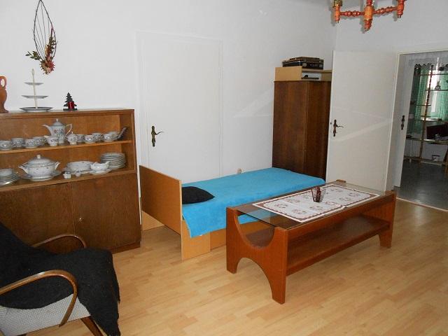 Pokoj 3 pohled ke dveřím