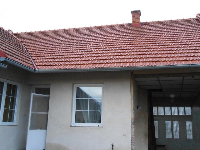Dům pohled ze dvora