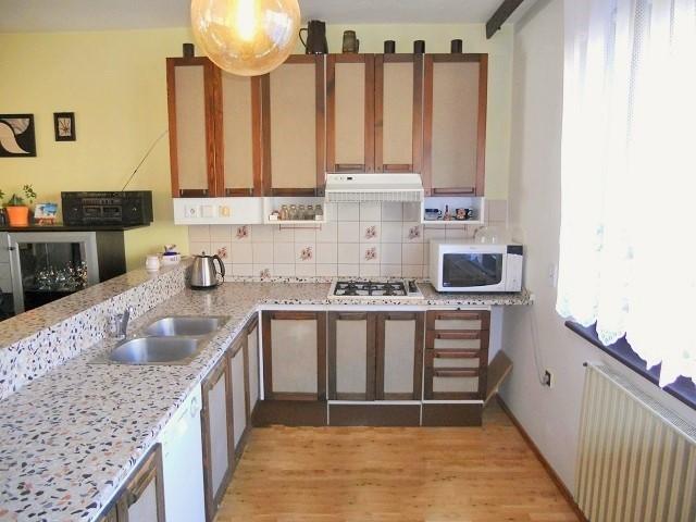 Kuchyně 1. NP - přípravna