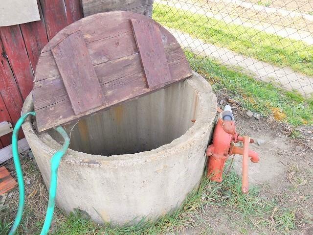 Skružová studna