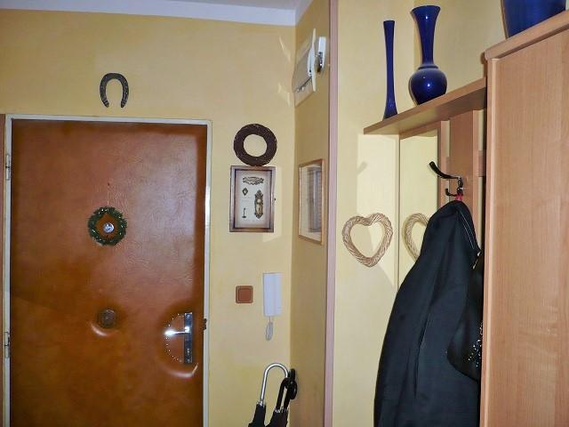 Zádveří, bezpečnostní dveře