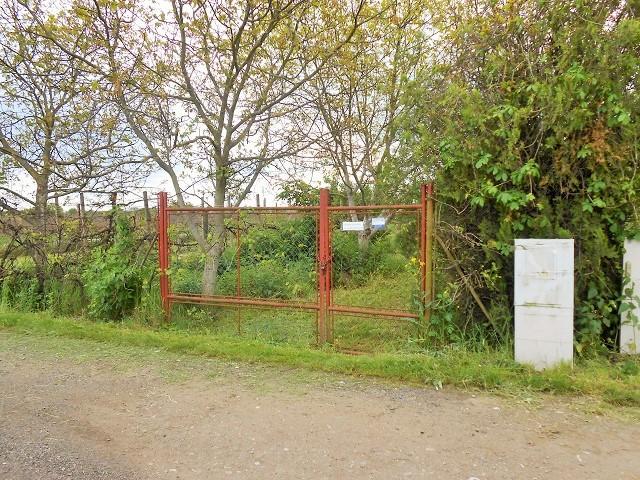 Vstupní brána 3,4 m