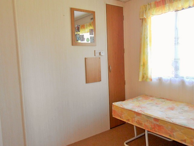 Pokoj vpravo, pohled od vchodu