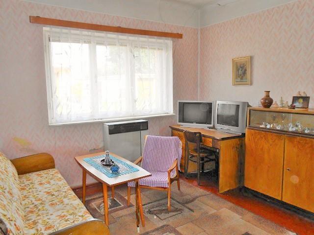 Pokoj 1, pohled od kuchyně