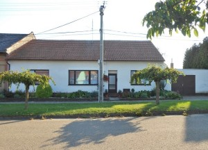 Prodej rodinného domu 5+2, Moravská Nová Ves