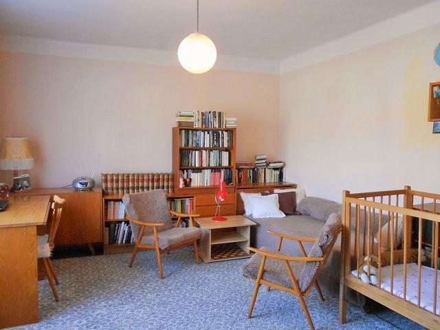 Pokoj 2, pohled od vstupu