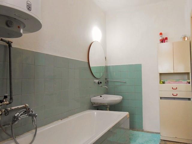 Koupelna, pohled od vstupu