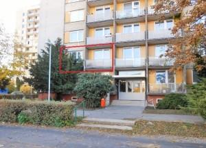 Pronájem bytu 1+1 35 m², Břeclav, J. Palacha