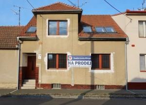Prodej rodinného domu 3+1 + 2+kk, Stará Břeclav