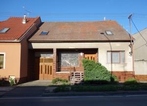 Prodej rodinného domu 3+1 + 4+1, Břeclav - Poštorná