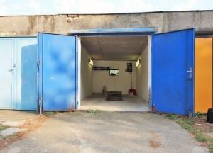 Prodej garáže 20 m² Břeclav, Kpt. Jaroše