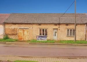 Prodej rodinného domu 3+1, Jevišovka