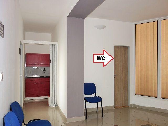 Kuchyňka aWC