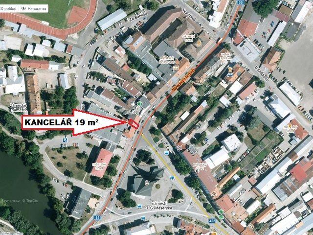 Náhled Mapy.cz