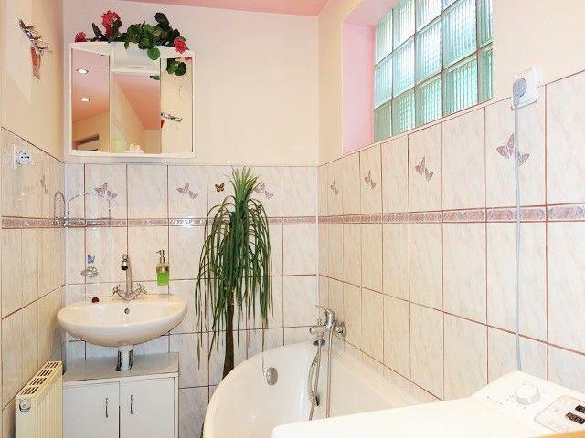 Koupelna, část svanou