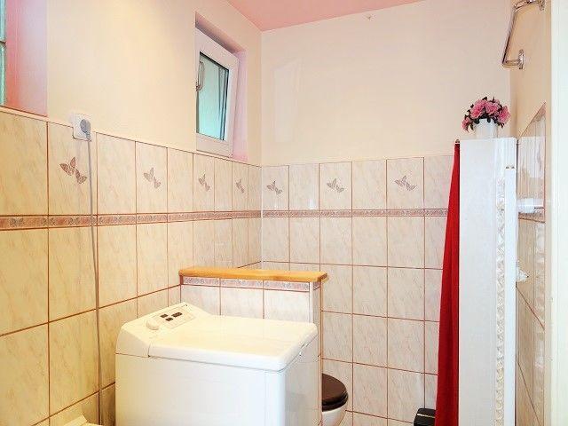 Koupelna, část s toaletou