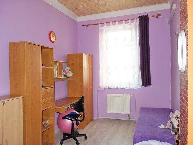 Dětský pokoj 1, pohled koknu