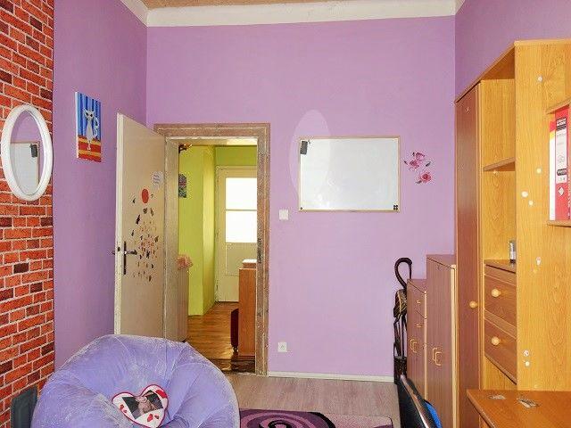Dětský pokoj 1, pohled ke vstupu