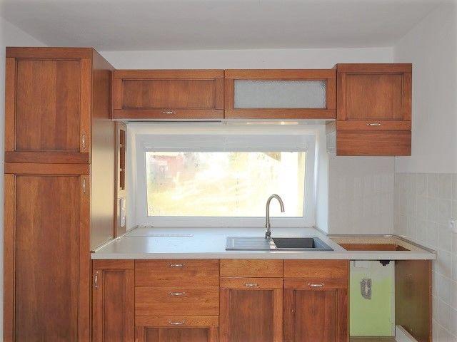 Kuchyně, pohled od 1. pokoje