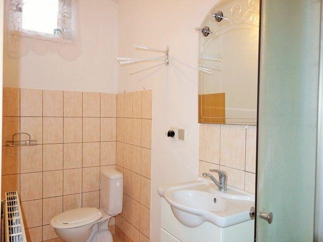 Toaleta v koupelně