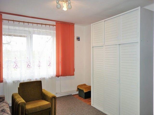 1. ložnice, pohled k oknu