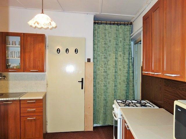 Kuchyně, levá část