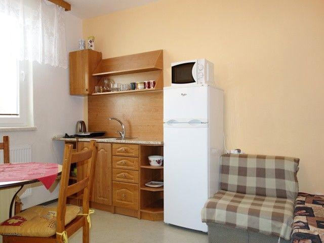 Kuchyně, 2. patro