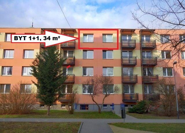 Prodej družstevního bytu 1+1 34 m², Břeclav, Slovácká