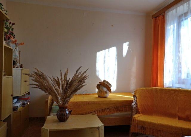 Pokoj v zadní části domu
