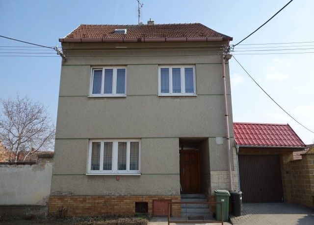 Prodej rodinného domu 5+1, 233 m², Moravská Nová Ves