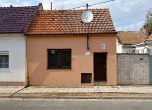Prodej rodinného domu 2+1, 81 m², Břeclav - Poštorná