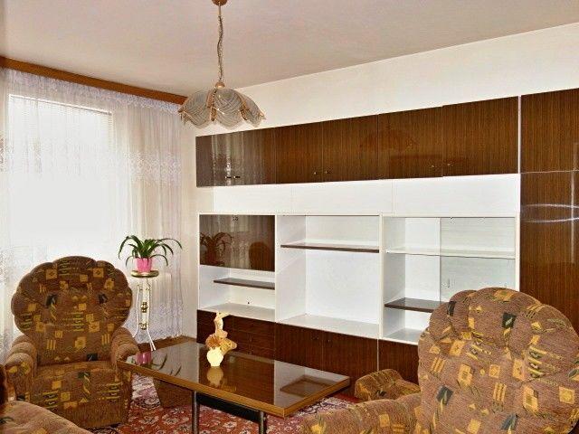 Obývák, pohled koknu alodžii