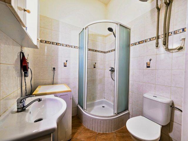 Koupelna sWC