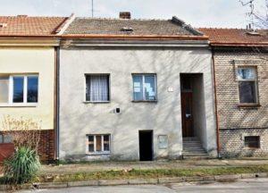 Prodej rodinného domu 2+1 aX+X, Břeclav