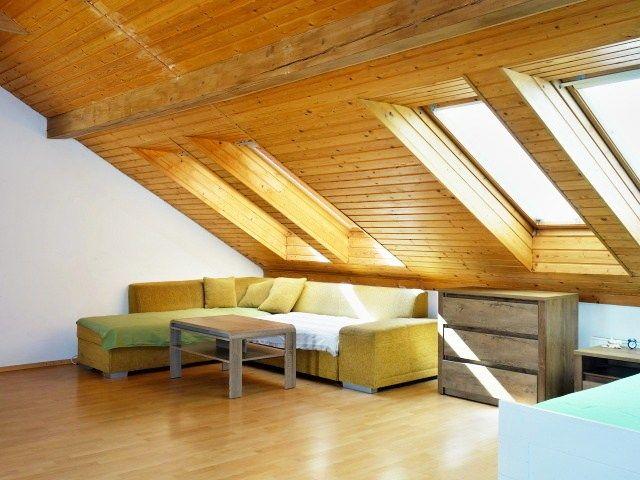 Obývací pokoj, pohled zpředsíně
