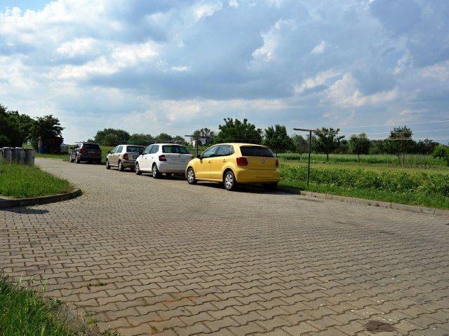 Parkování udomu