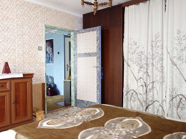 Ložnice, pohled ke vstupu