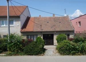 Prodej rodinného domu 2+1 a1+1, Břeclav, Lidická 1698