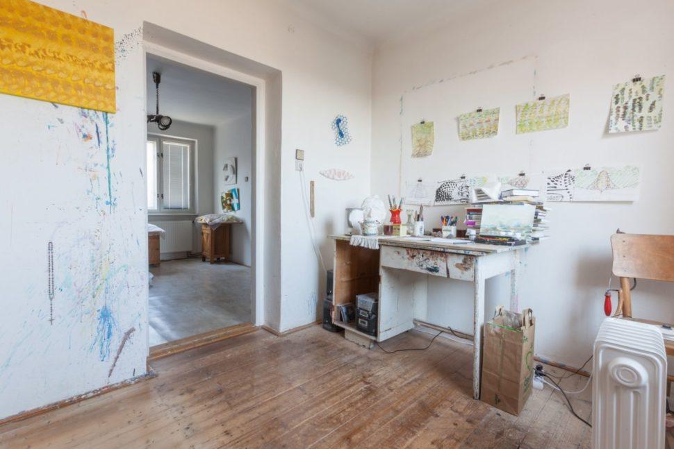 2.NP, pokoj 7,5 m²