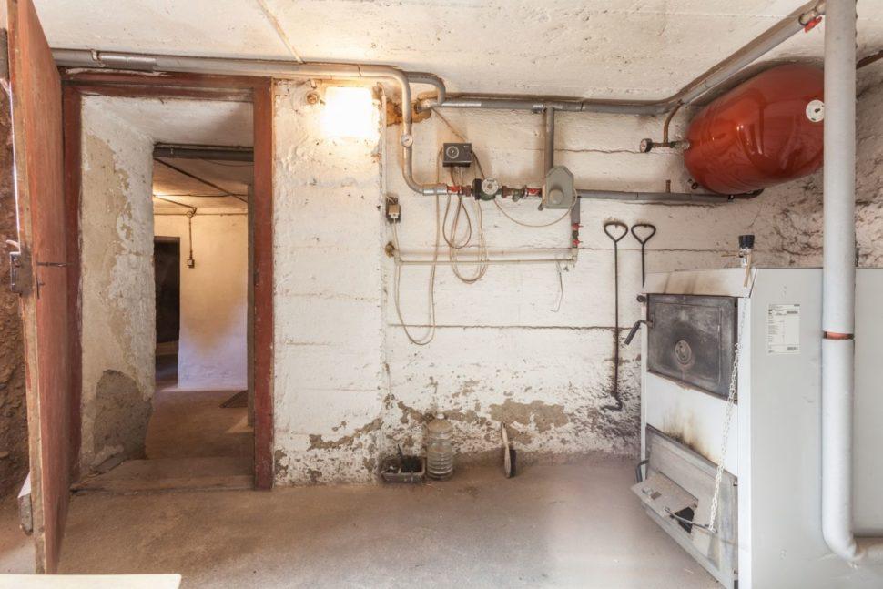 1.PP, kotelna 6,9 m²
