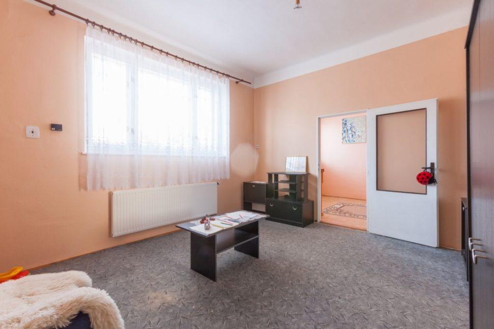 1.NP, pokoj 16,8 m²
