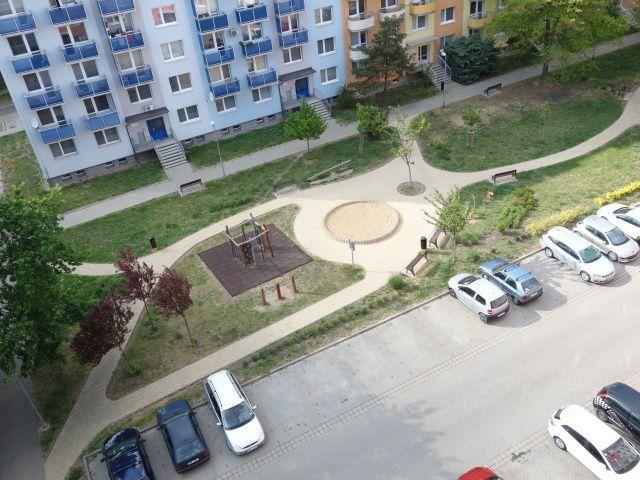 Parkoviště ahřiště