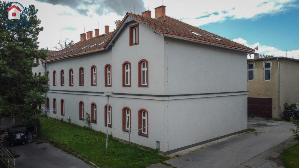 Bytový dům zulice